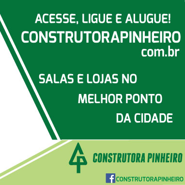 Banner Construtora Pinheiro